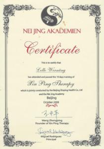 certifikat zing ping 2